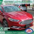 2017 Ford Fusion Titanium w/AWD, Mfg Warranty, Nav