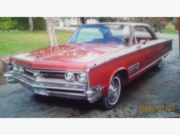 1966 Chrysler 2 Dr. Hardtop,