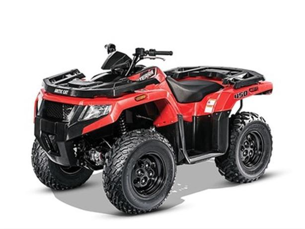 2016 Arctic Cat® Alterra 450