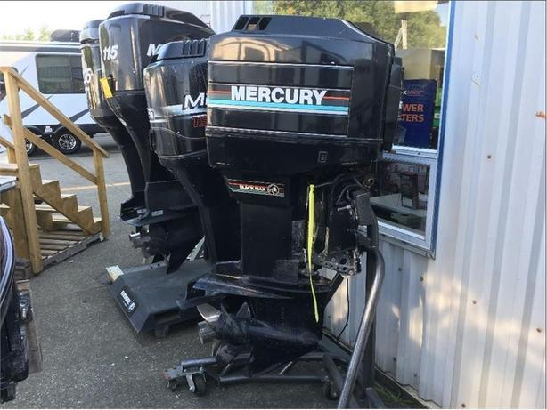 1994 Mercury Black Max 135 HP -