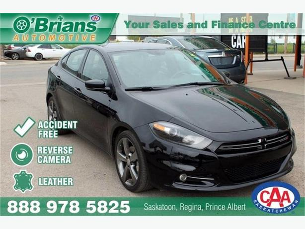 2016 Dodge Dart GT - Accident Free! w/Leather