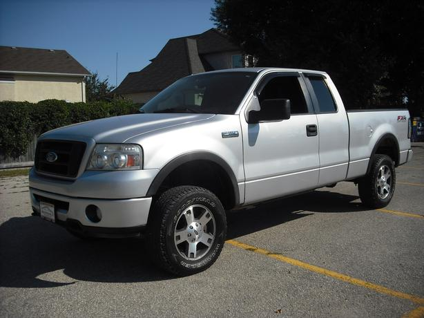 2008 Ford F150 FX4 Supercab $12950