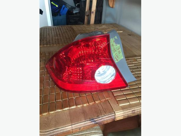 Taillight- Honda Civic Coupe