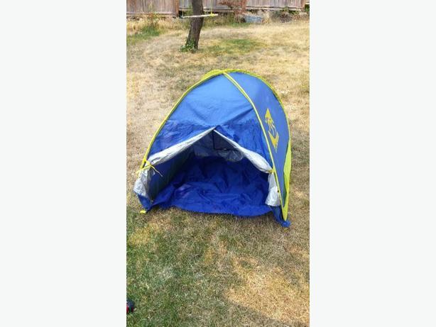 Small Sun Sense shade tent & Small Sun Sense shade tent Victoria City Victoria
