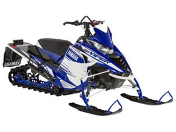 2017 Yamaha SRViper B-TX LE 153