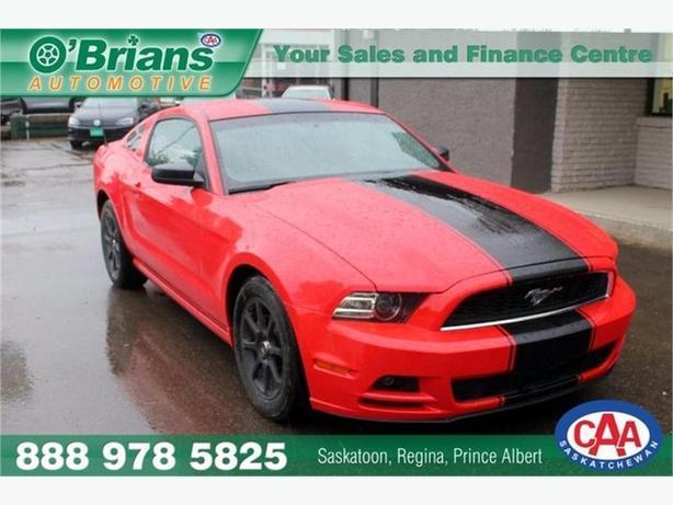 2014 Ford Mustang V6 Premium - Manual