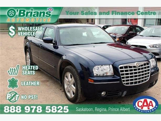 2005 Chrysler 300 Wholesale Unit, No PST! w/Leather, AWD