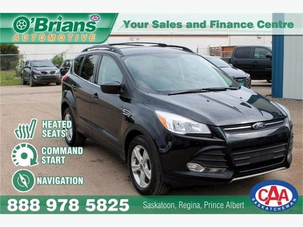 2013 Ford Escape SE w/Navigation