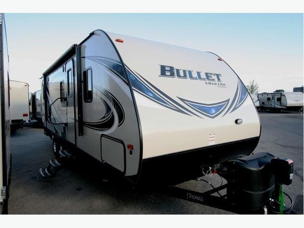 2017 KEYSTONE RV BULLET TT 251RBS