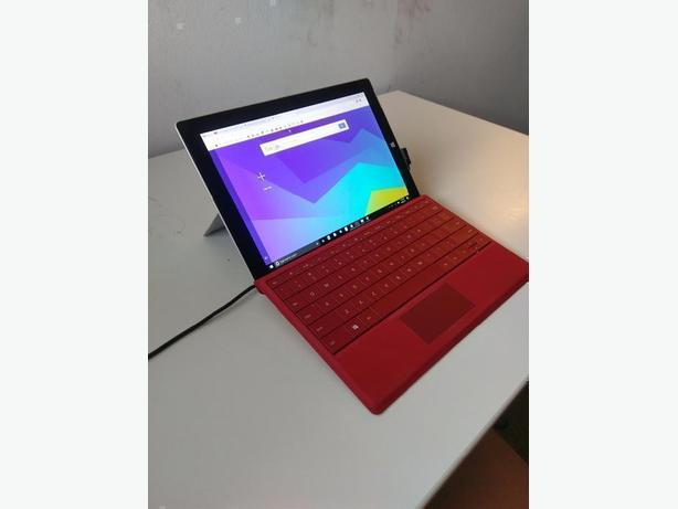 Surface 3 (4gb ram/128gb storage)
