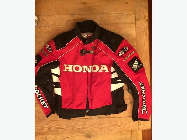 Mens Joe Rocket Honda CBR Jacket