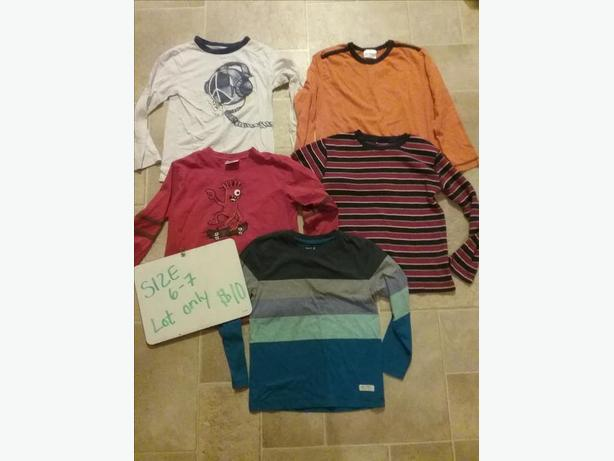 Boys Fall Clothes