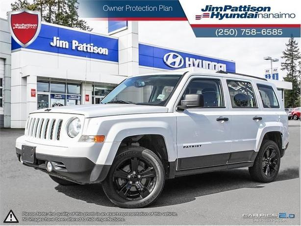 2015 Jeep Patriot Sport/North High Altitude
