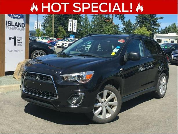 2013 Mitsubishi RVR GT,  Heated Seats, Panoramic Moon Roof, AWD