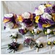 27 PIECE  WEDDING FLOWER  PACKAGE