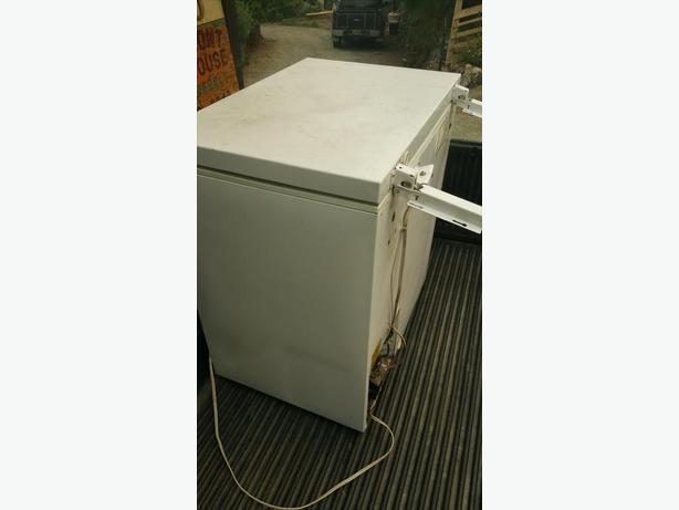 Used Apartment Sized Freezer