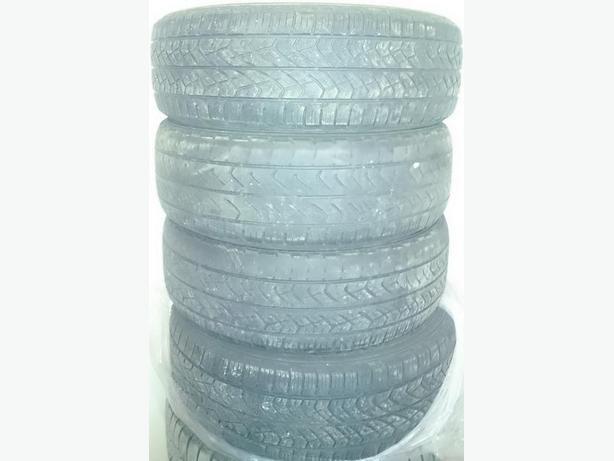 4 Tires yokohama avid s33 225/65r17 102t