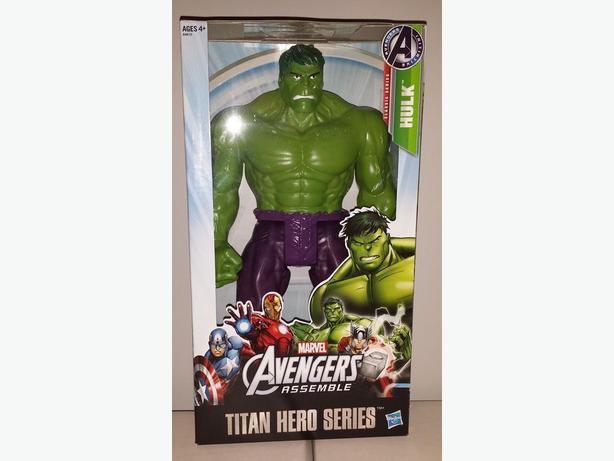 WANTED:Titan Heroes Hasbro