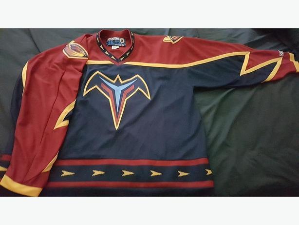 Atlanta Thrashers jersey