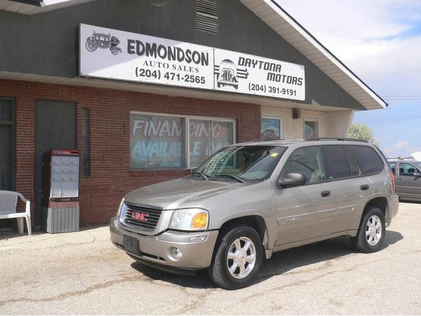 2003 GMC Envoy SLE  4X4