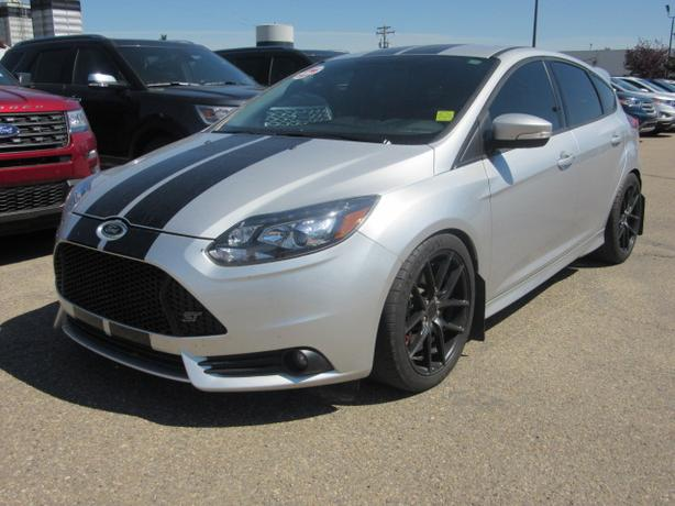 2014 Ford Focus ST - Affordable Street/Rally Racing Car - Only 27,500Km