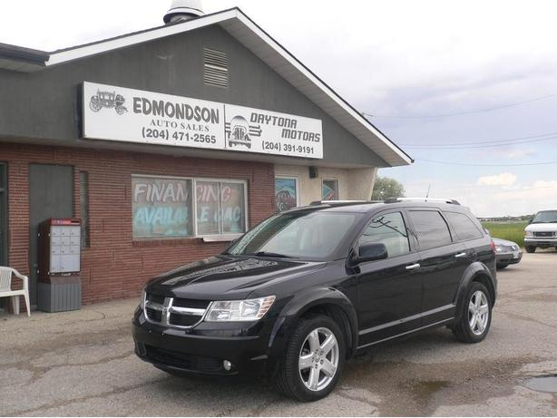 2010 Dodge Journey R/T  All Wheel Drive