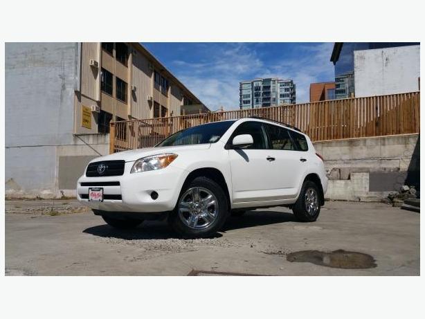 ** 2008 Toyota Rav4 AWD - ON SALE NOW $8922