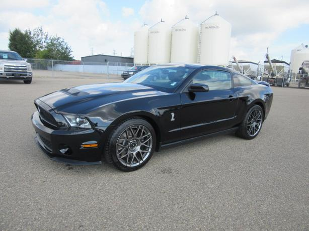 2011 Ford Mustang SHELBY GT500 Muscle Car - Great Condition - Low KM