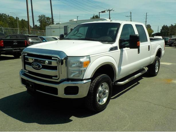 2011 Ford F-350 SD XLT Crew Cab Regular Box 6.2L Gas