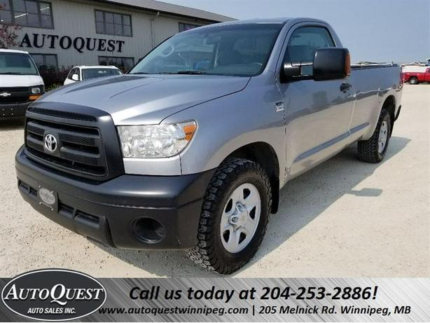 2010 Toyota Tundra - 4.6L, RWD, REMOTE START, CRUISE!
