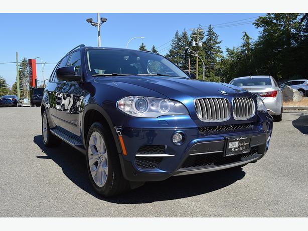 BMW X D XDrive Diesel Outside Nanaimo Nanaimo - 2013 bmw x5 35d