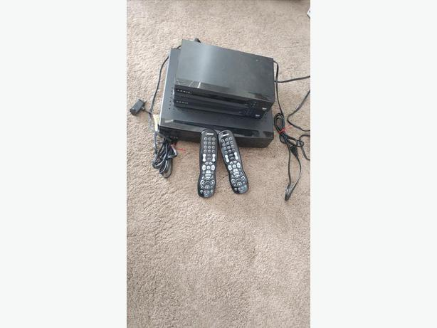 SHAW - Arris Gateway HDPVR With 2 Portals & 2 Remotes