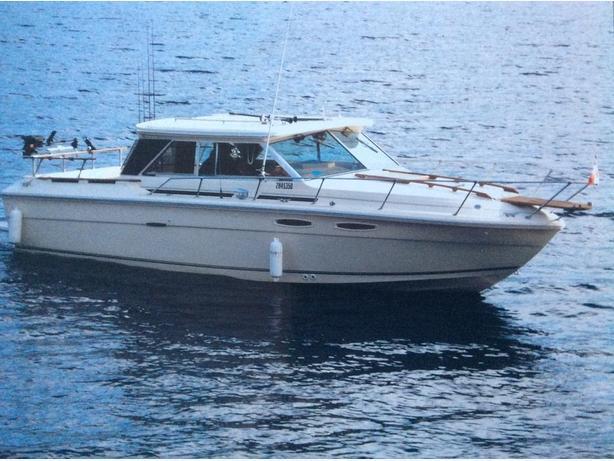 1982 Searay 26' boat