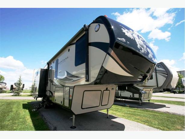2018 KEYSTONE RV MONTANA HIGH COUNTRY 305RL