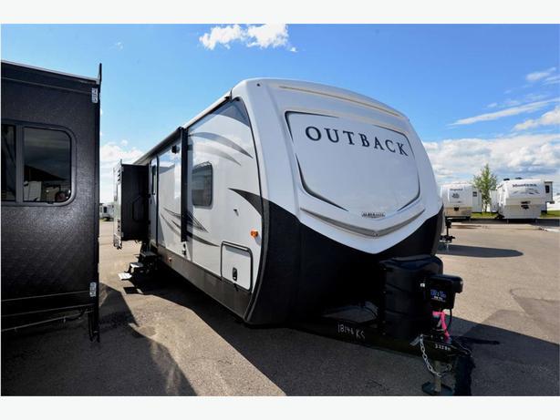 2018 KEYSTONE RV OUTBACK TT 325BH