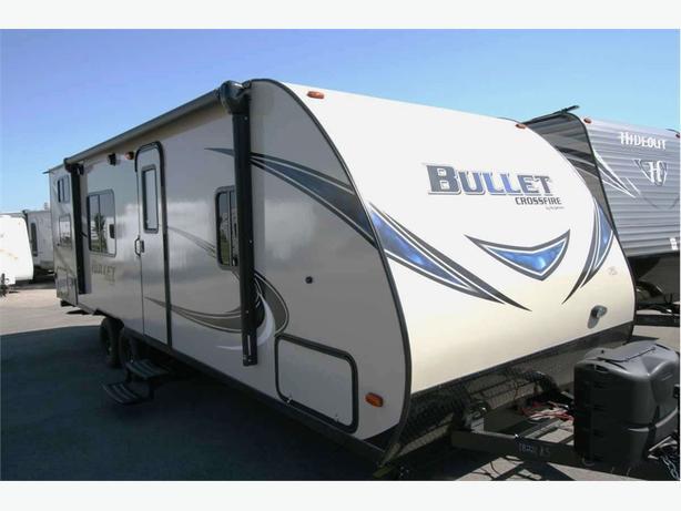 2018 KEYSTONE RV BULLET TT 2510BH
