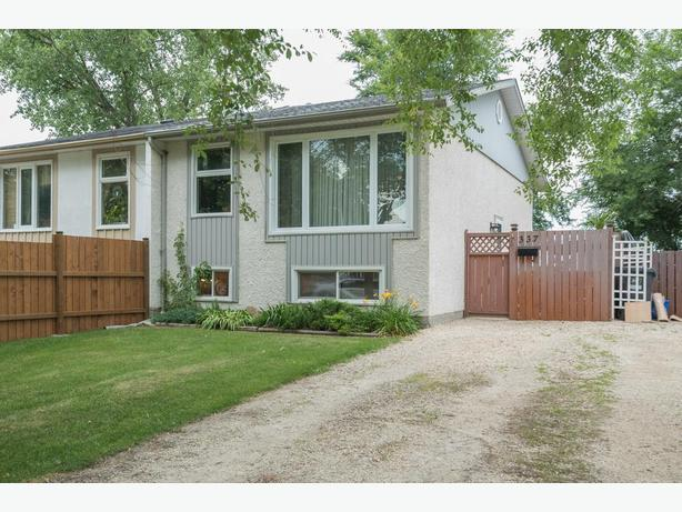 Updated Three Bedroom Home in East Transcona - Jennifer Queen