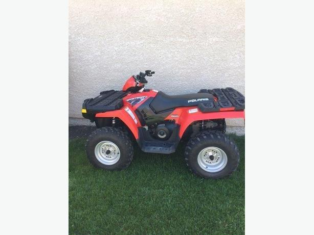 2009 Polaris Sportsman 500 - PRACTICALLY BRAND NEW