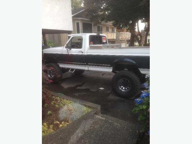 97 Ford F-350 OBS