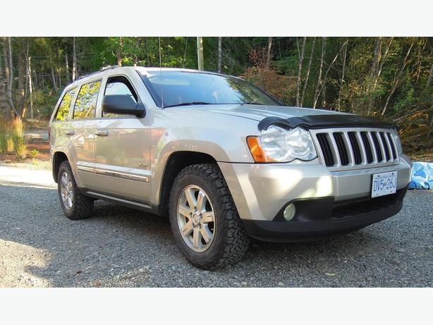 2008 jeep cherokee diesel mpg