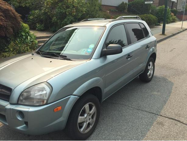 2006 Hyundai Tucson - Great condition - Manual - Only 144,000km