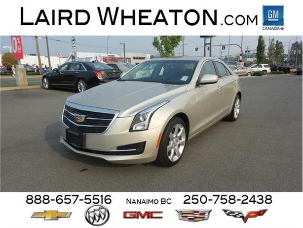 2015 Cadillac ATS Sedan Standard AWD Low Km's