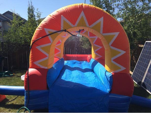 Water Slip & Slide 8 Hour Rental