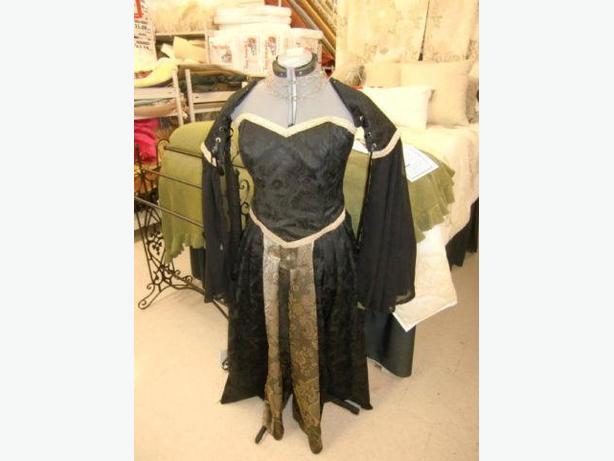 Hand made Medieval dress