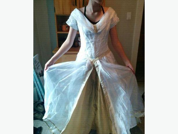 Wedding Gown - Hand made