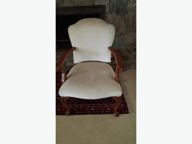 French Provincial Style Arm Chair