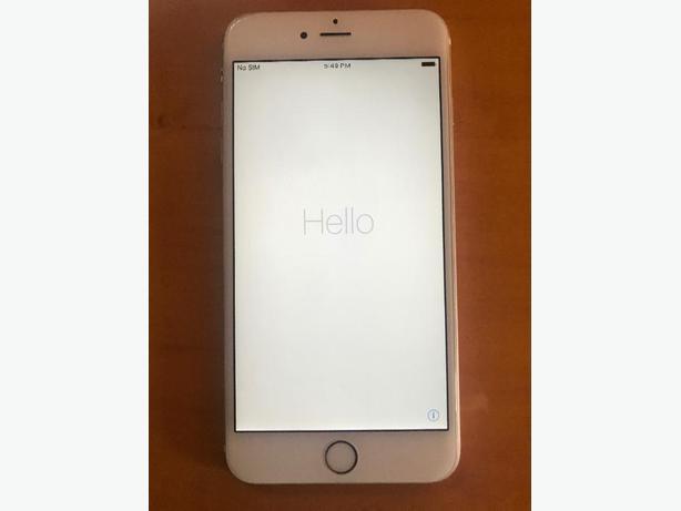iPhone 6 Plus 16GB Gold UNLOCKED
