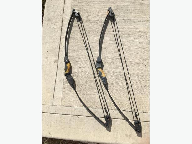 2 Kids Composite Bows
