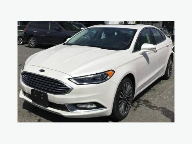2017 FORD FUSION - LOADED!