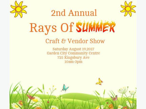FREE: Craft & Vendor Show